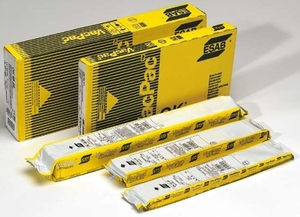 Esab Ok 61.63 2.5mm X 350mm Stainless Steel Welding Electrode 10kg Bag