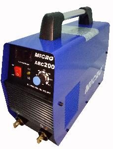 Micro Arc 200b Inverter Mma Dc Welding Machine 220 V Single Phase