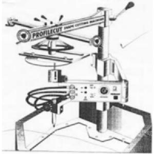 Memco 62 Kg Heavy Duty Profile Gas Cutting Machine