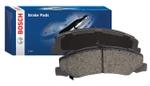 Bosch Brake Pad Kit For Skoda Superb F002H236108F8