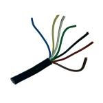 Finolex PVC Insulated Multicore Flexible Cable 7 Core 100 M 0.50 Sq.mm