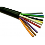 Finolex PVC Insulated Multicore Flexible Cable 10 Core 100 M 4 Sq.mm