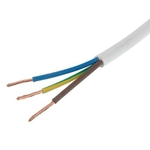 Finolex 17503154 Multicore Flexible Cable (Nominal Area - 120 Sq.mm) 100 M - 3 Core