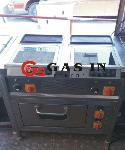 Gas In Enterprise Stainless Steel Cooktops