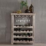 Wood Dekor Sheesham Wood Cabinets & Side Boards