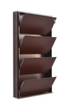 Crust Four Layer Shoe Rack CSR-4L