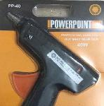 Powerpoint Hot Melt Glue Gun 40W PP-40