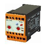 Minilec 220-240VAC 100X50mm 0.1-1Sec Rectangular Type Earth Fault Relay D2EFR1