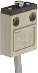 Omron D4C-1201 (Inrush Current NC: 20 A NO: 10 A Operating Force 11.77 N) General Purpose Vertical L