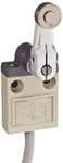 Omron D4C-1320 (Inrush Current NC: 20 A, NO: 10 A Operating Force 5.69 N) General Purpose Vertical L