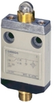 Omron D4C-2420 (Inrush Current NC: 20 A, NO: 10 A Operating Force 5.69 N) General Purpose Vertical L