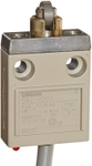 Omron D4C-3203 (Inrush Current NC: 20 A, NO: 10 A Operating Force 11.77 N) General Purpose Vertical