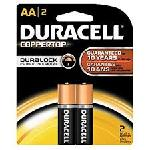 Duracell Battery Pack Of 2