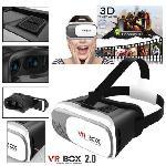 Standard VR-BOX Virtual Reality 3D Glasses 3D VR