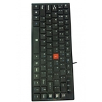 IBall USB Mini Keyboard - Lilkey A6