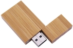 IB Basics Wooden Style Aspenwood Color 8 GB Pen Drive Pack Of 150 Pieces