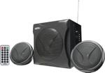 Zebronics 2.1 Multimedia Speaker - SPK SW4500RUCF