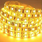 Galaxy Warm White 5 Meter 5050 Led Strip Single Color Rop Light With Driver