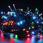 Choi 10Mtr Diwali Frosted/Rocket Light 48 Lamp Multicolor