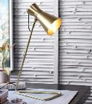 Noble Electricals Oriya Golden Table Lamp NED13.26