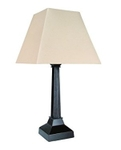 Philips 35038 Brown 20W Table Lamp