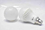 Warm Lights LED Bulb 9W B22 Pin Type (Warm White)