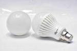 Warm Lights LED Bulb 9W B22 Pin Type (Warm White)