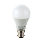 Moserbaer 3670301.0 12W B22 Pin Type Cool White LED Bulb