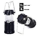 Standard Led Solar Emergency Light Lantern (Colors May Vary)