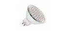 Solitaire CL-201 (1W) RGB( Red,Green,Blue) Cup Lamp Spot Light E-27