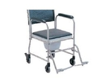 SHC AKE Commode Wheelchair 0109