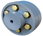 Rahi C. I. Pin - Bush Flexible Couplings(Pin Nut) Length 100 (mm), No. Of Pins 4