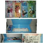 Standard Pogo Pencil Box With Disney Prints