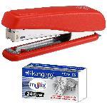 Kangaro HS-45P With 1 Packet Munix Staple Pin No.24/6