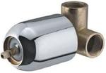 Jaquar Single Lever High Flow Shower Mixer Concealed Body - ALD-CHR-279