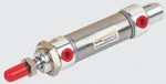 JELPC Double Acting Type Cylinder 25 Mm Bore 25 Mm Stroke MA-S.25.25