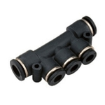 JELPC Unequal Multiple Tee Connector 8x4