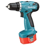 Makita 6281DWPE NiCd Battery 1.6 Kg Cordless Driver Drill