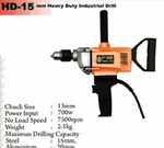 BPT Rudtz HD-15 RPM 7500 700W Heavy Duty Industrial Drill