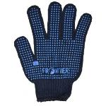 Sai Safety SSWW288 Blue Frontier Polka Dotted Hand Gloves