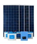 Maharishi 0.5 Kw 1.5 KVA  24 V  Solar Power Packs