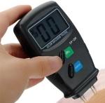 IB Basics 0? To 40?C 4 Pin Digital Wood Moisture Hygrometer