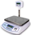 TAJ+ TI-TT-VIBRANT ABS-VIB Measuring Capacity 15/30 Kg Digital Table Top Scale
