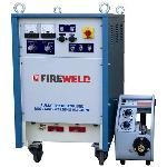 FIREWELD FW-MIG400T 20 KVA 3 Phase Thyristorised Based Thyristorised MIG Welding Machine